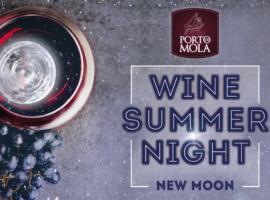 Spot Wine Summer Night