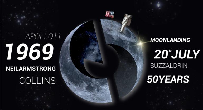20 luglio 1969 > 20 luglio 2019 | 50° Anniversario dello Sbarco sulla Luna
