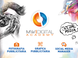 Graphic Design, Fotografia e Social Media Manager | La formazione con MW Digital Academy