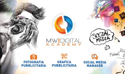 Graphic Design, Fotografia e Social Media Manager | La formazione con MW Digital Academy