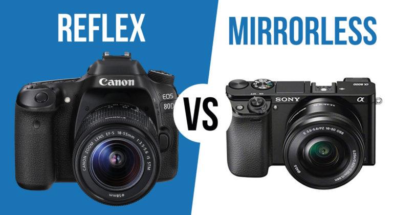 Reflex o Mirrorless: Quale scegliere?